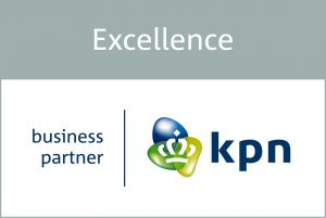 KPN logo Excellence partner